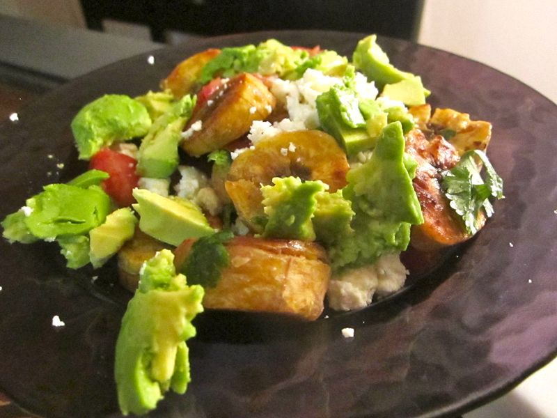 plaintain-salad