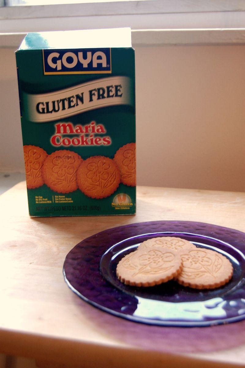 Glutenfreemariacookies