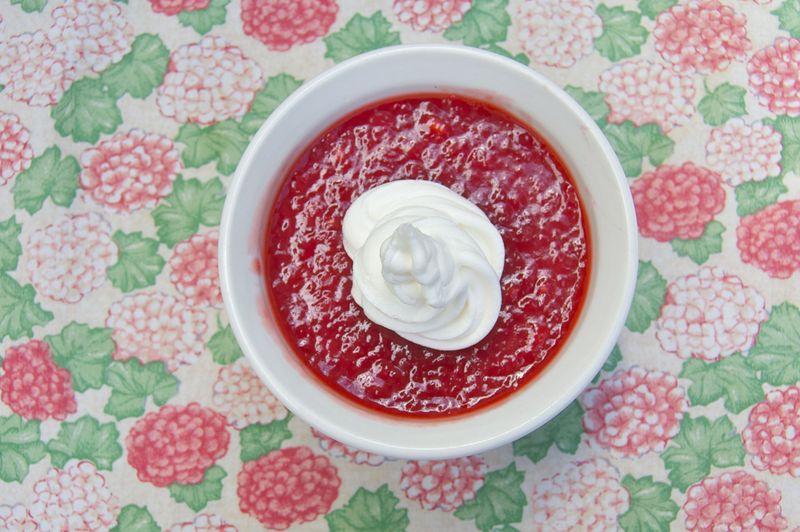 Strawberrypudding