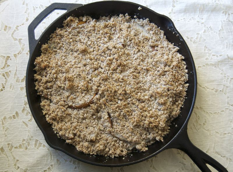 vegan-pear-crisp