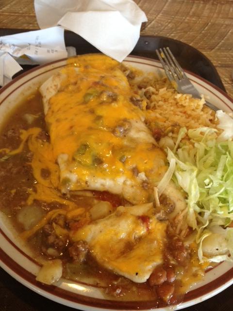 Burritoatthefrontier